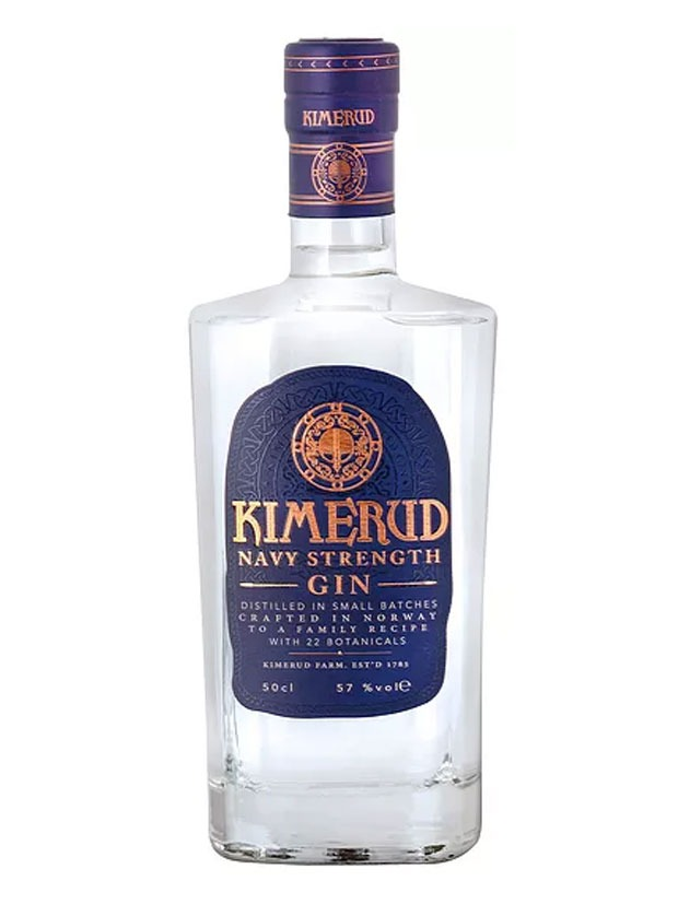 Recensione Kimerud Navy Strength Gin