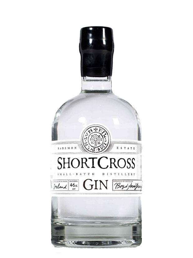 Recensione Shortcross Gin