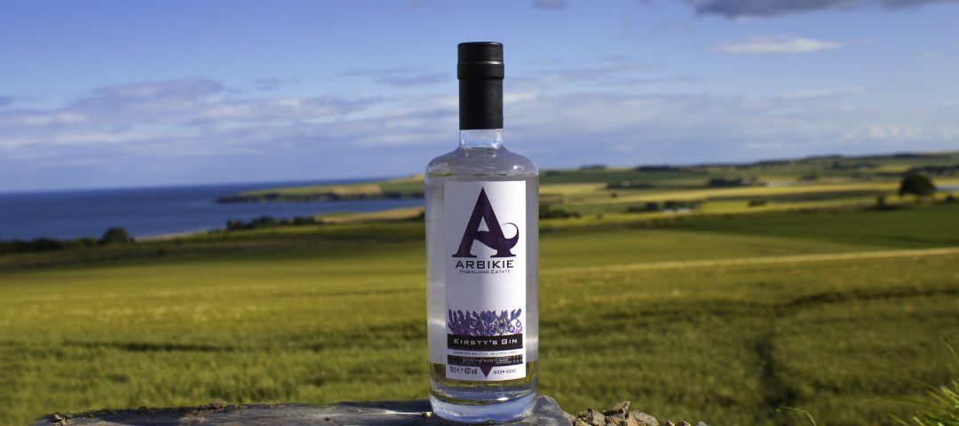 Arbikie Kirsty Gin