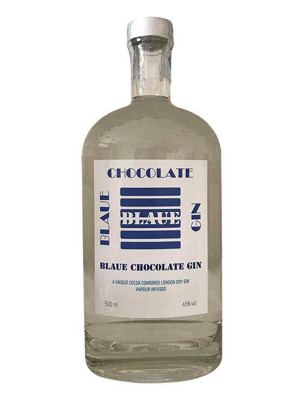 Recensione Blaue Chocolate Gin