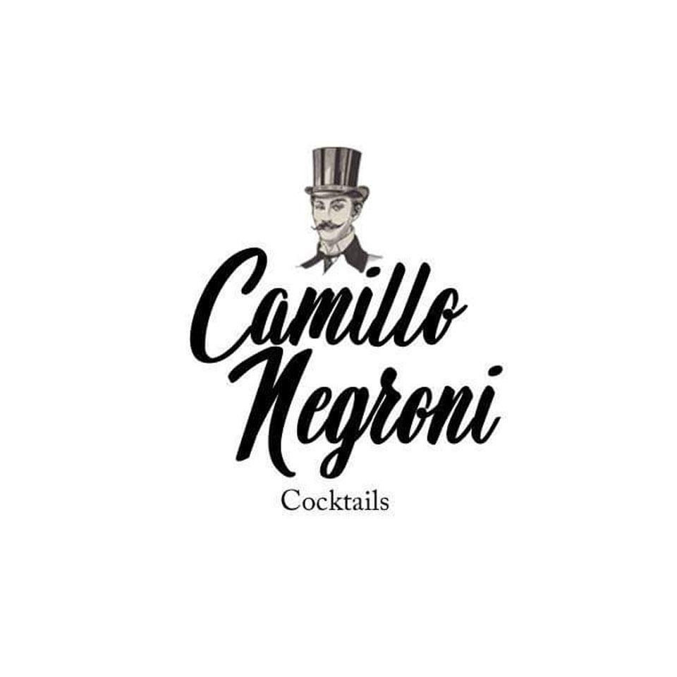 Locale Camillo Negroni Cocktails