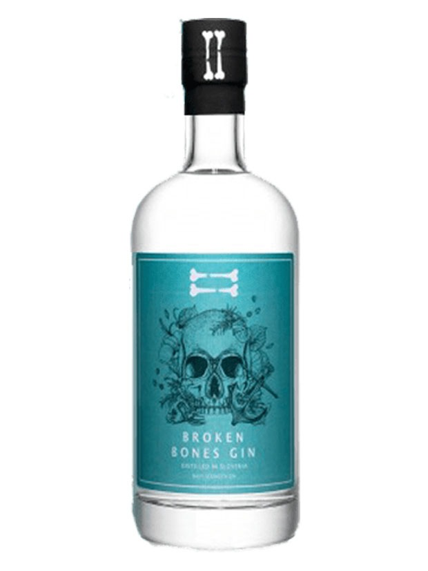 Recensione Broken Bones Navy Strength Gin