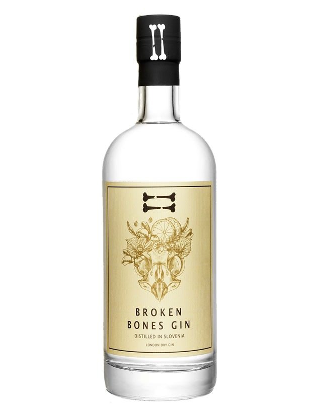 Recensione Broken Bones London Dry Gin