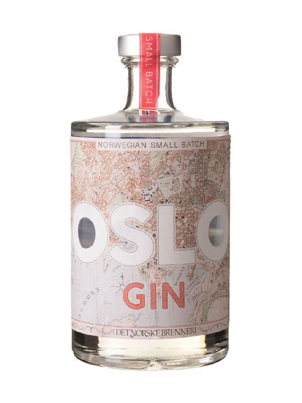 Recensione Oslo Gin