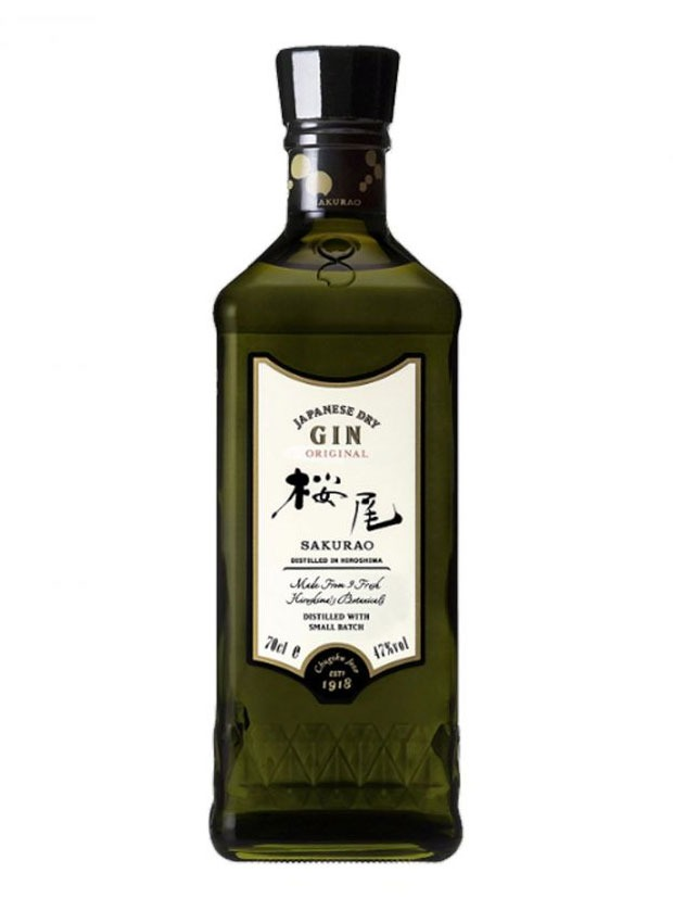 Recensione Sakurao Gin Original