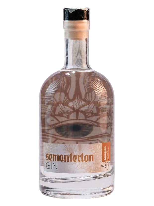 Recensione Semanterion Gin GionGion Autumn Botanicals