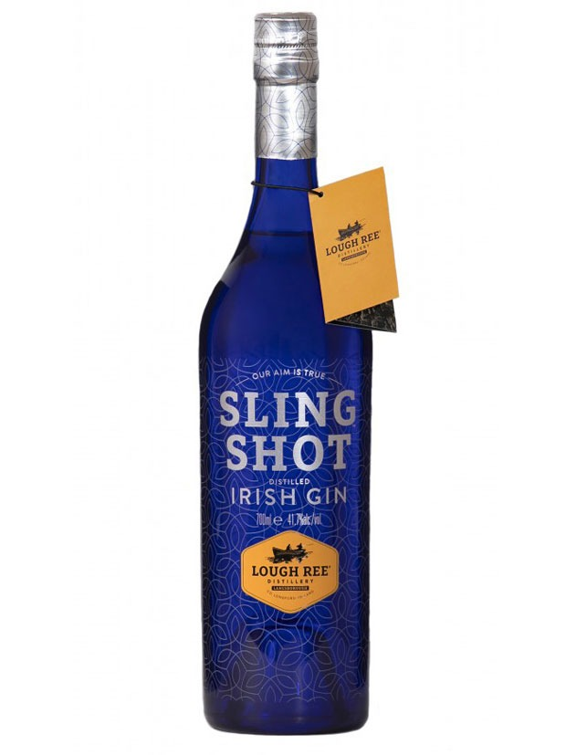 Recensione Sling Shot Irish Gin