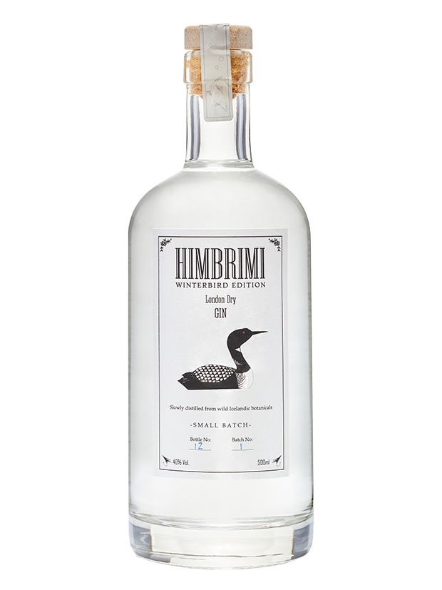 Recensione Himbrimi Winterbird London Dry Gin
