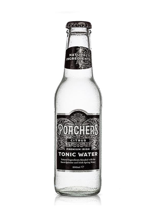 Recensione Poacher's Citrus Tonic Water