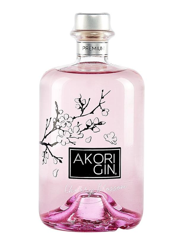 Recensione Akori Cherry Blossom Gin