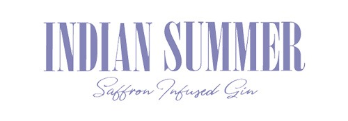 Indian-Summer-Saffron-Infused-Gin-logo