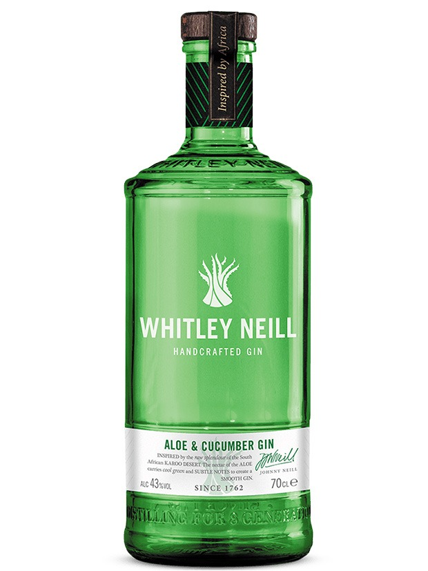 Recensione Whitley Neill Aloe & Cucumber Gin