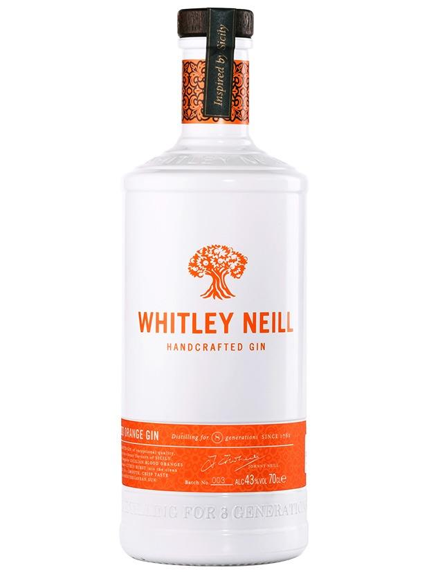 Recensione Whitley Neill Blood Orange Gin