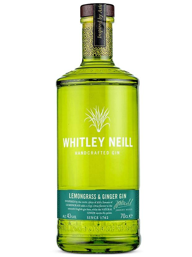 Recensione Whitley Neill Lemongrass & Ginger Gin