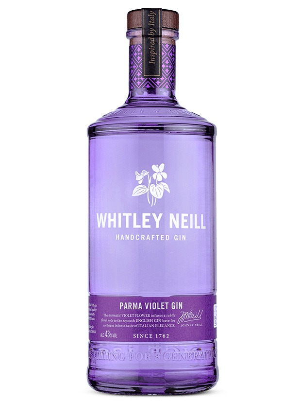 Recensione Whitley Neill Parma Violet Gin