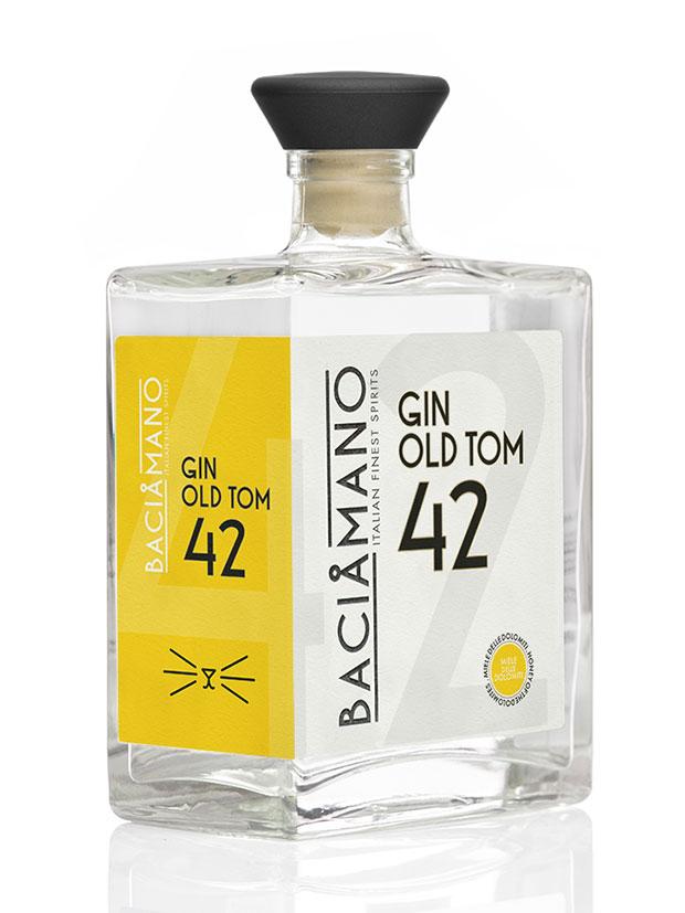 Recensione Baciamano Gin 42 Old Tom