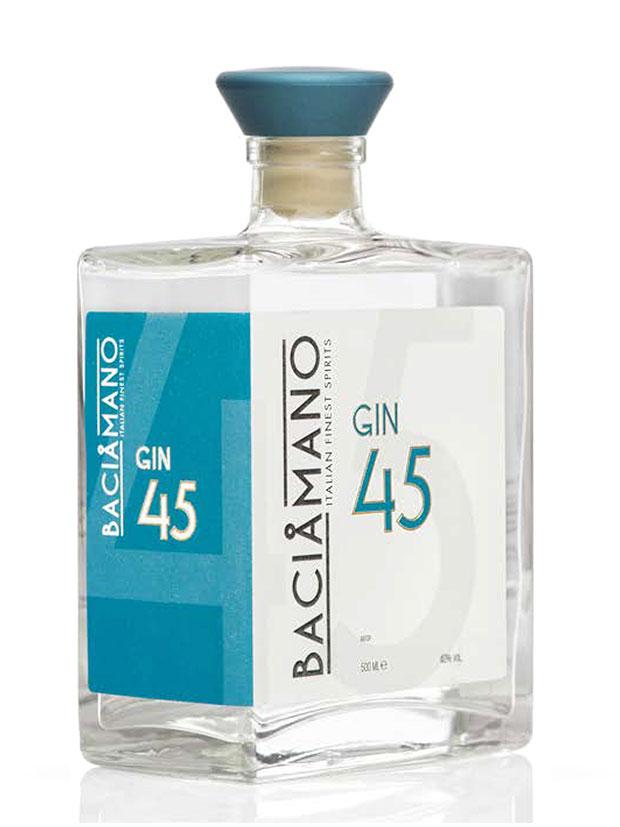 Recensione Baciamano Gin 45