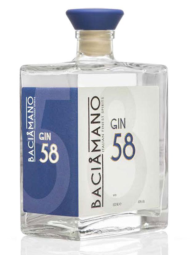 Recensione Baciamano Gin 58