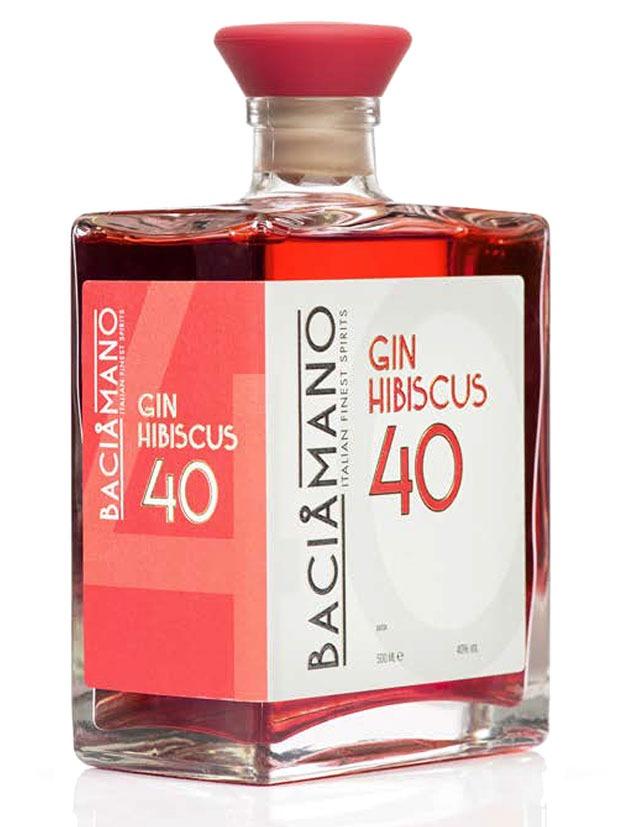 Recensione Baciamano Hibiscus Gin