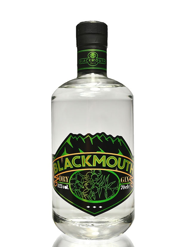 Recensione Blackmouth Dry Gin