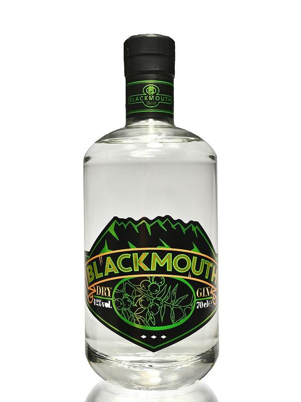 Blackmouth-Dry-Gin-bottiglia