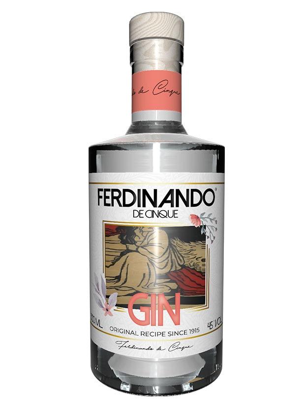 Recensione Gin Ferdinando De Cinque
