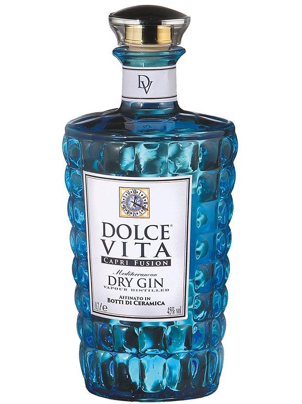 Recensione Dolce Vita Dry Gin Capri Fusion