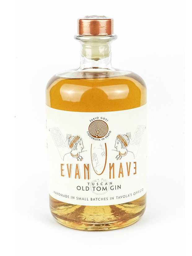 Recensione Gin Evan