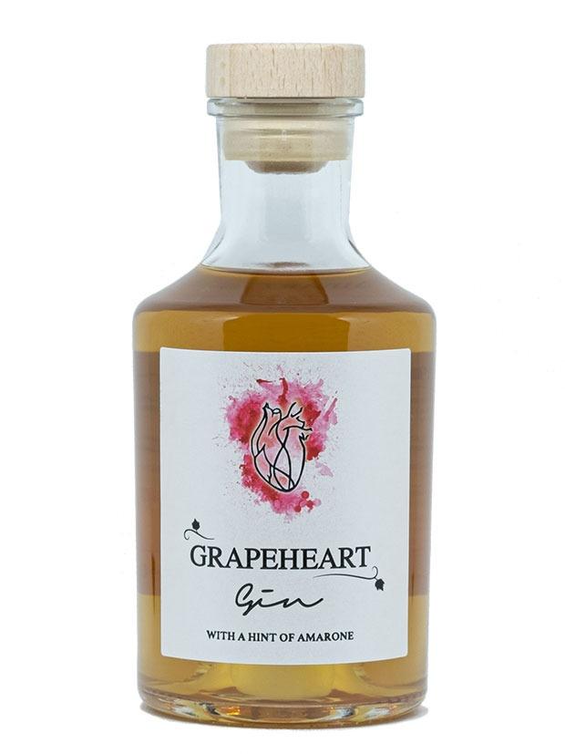 Recensione GrapeHeart Gin