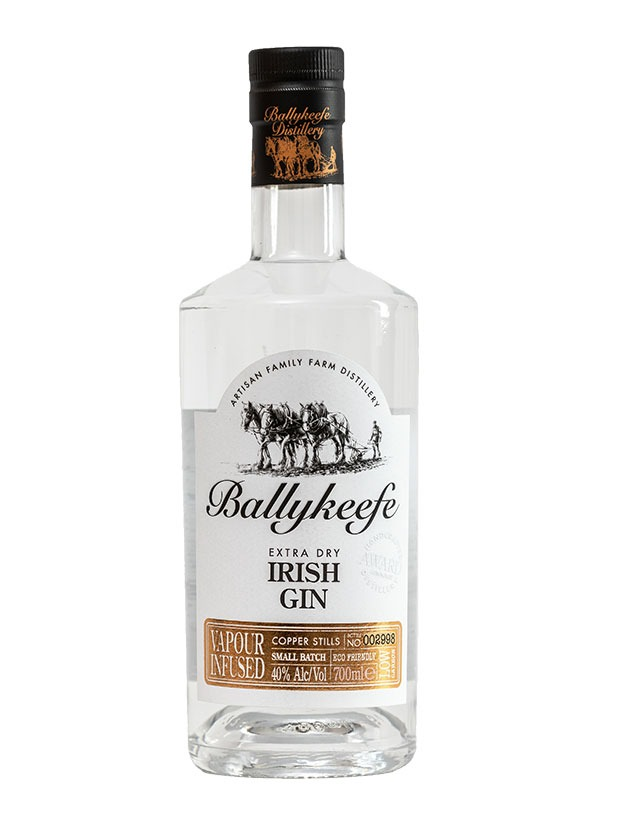 Recensione Ballykeefe Extra Dry Irish Gin