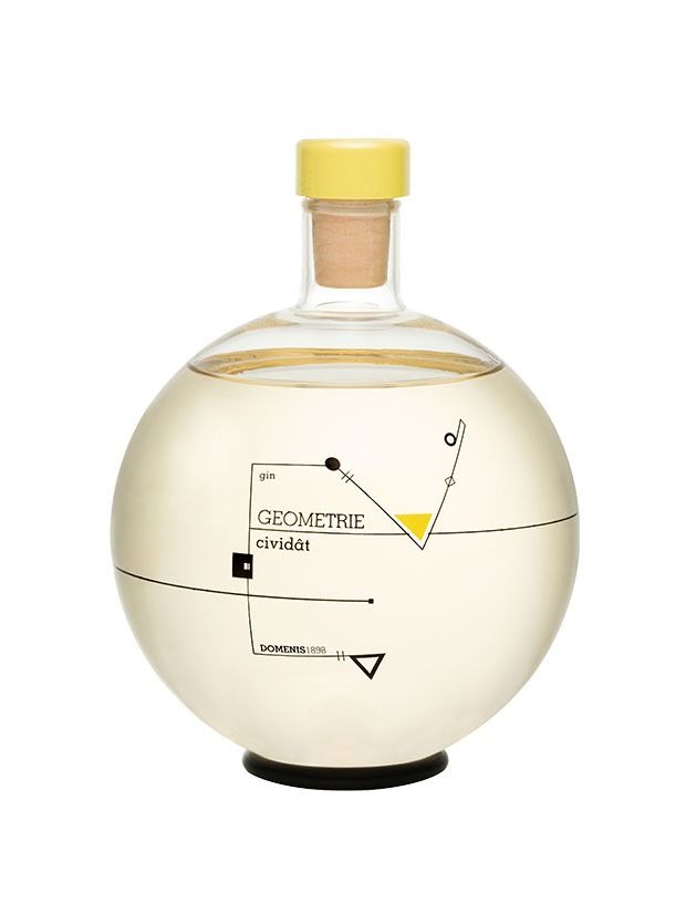 Gin-Geometrie-Cividat-bottiglia