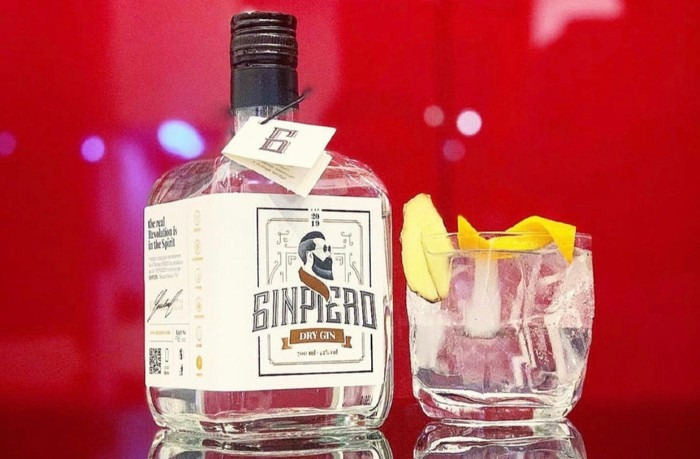 ginpiero dry gin