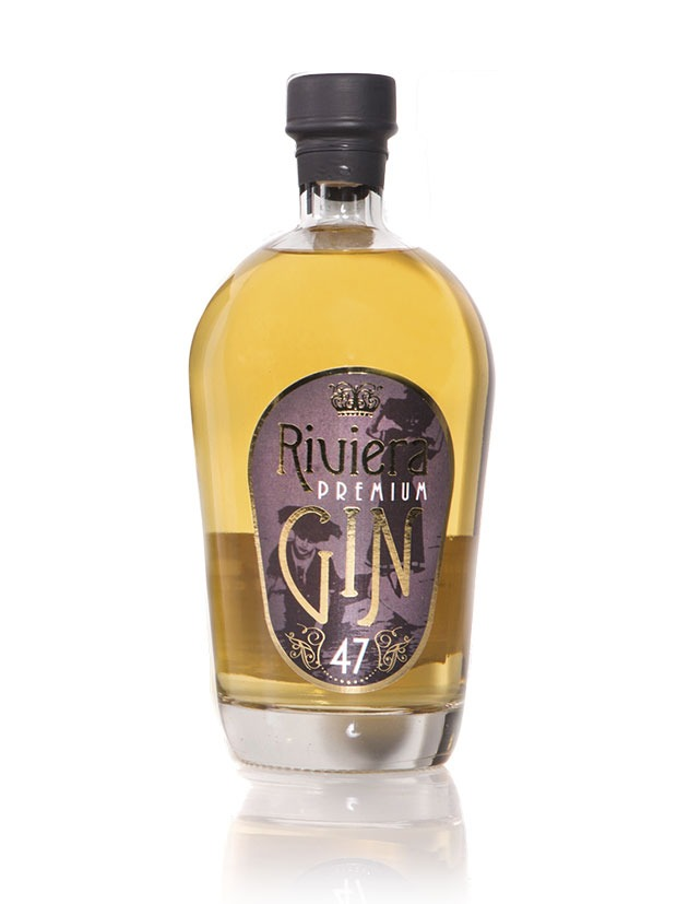 Recensione Riviera 47 Italian Gin