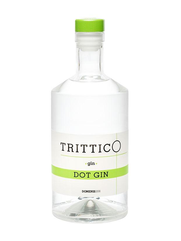 Recensione Trittico Dot Gin