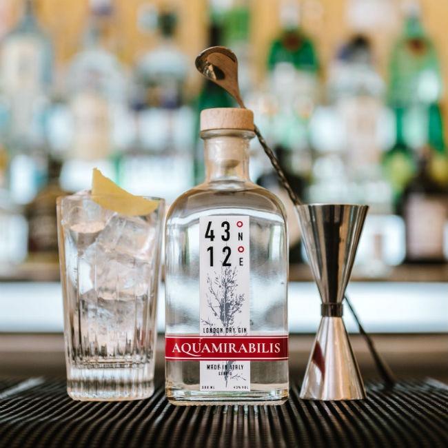 aquamirabilis gin