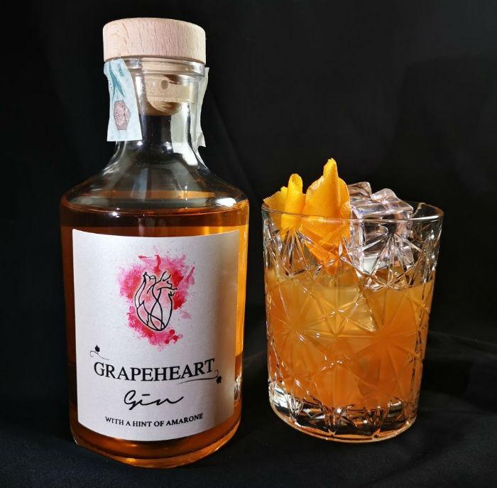 grapeheart gin