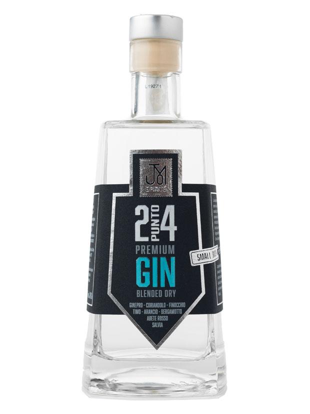 Recensione 2PUNTO4 Premium Gin