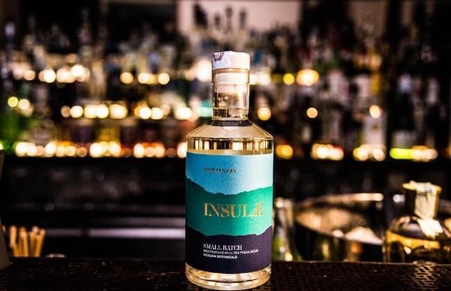 gin insulae