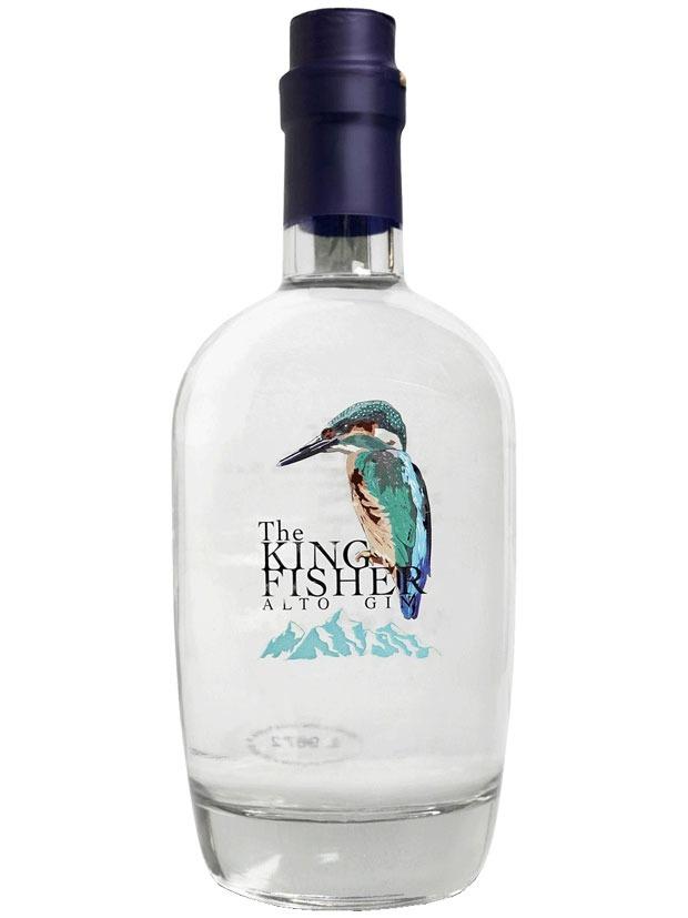 Recensione Gin Botanic Kingfisher Premium