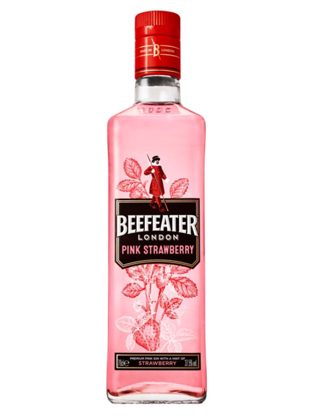 Recensione Beefeater Pink Strawberry Gin