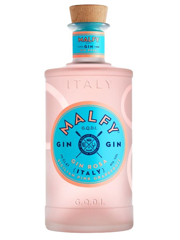 Recensione Malfy Gin Rosa