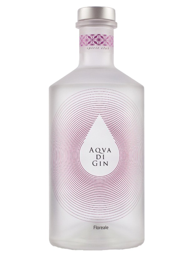Recensione Aqva di Gin Floreale