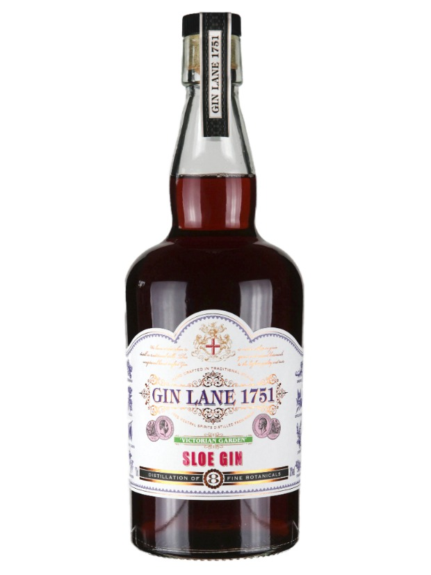 Recensione Gin Lane 1751 Sloe Gin