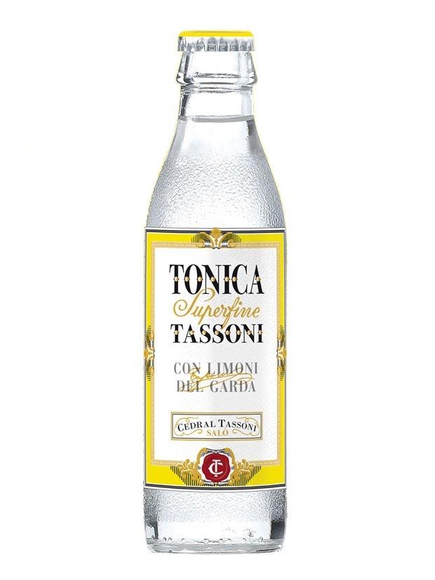 Recensione Tonica Superfine Tassoni con Limoni del Garda