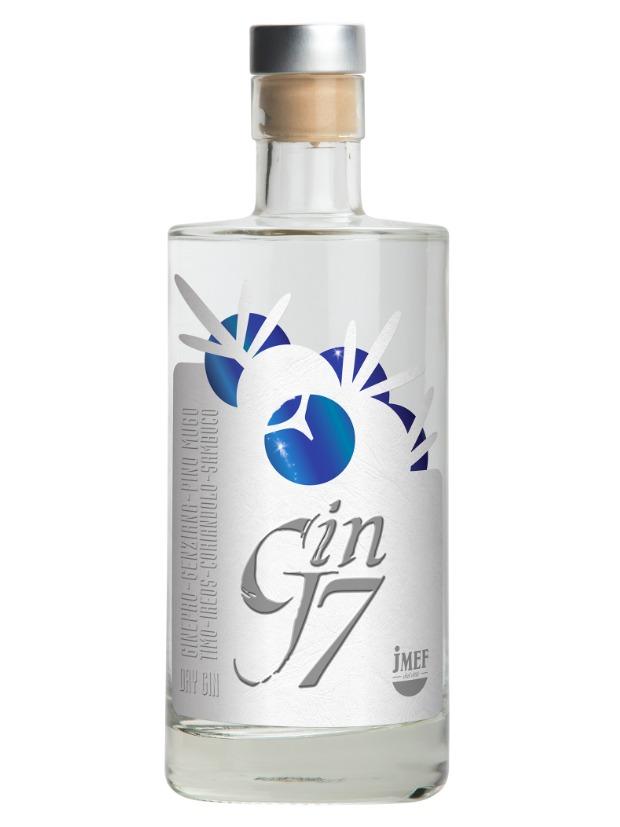 Recensione Gin J7