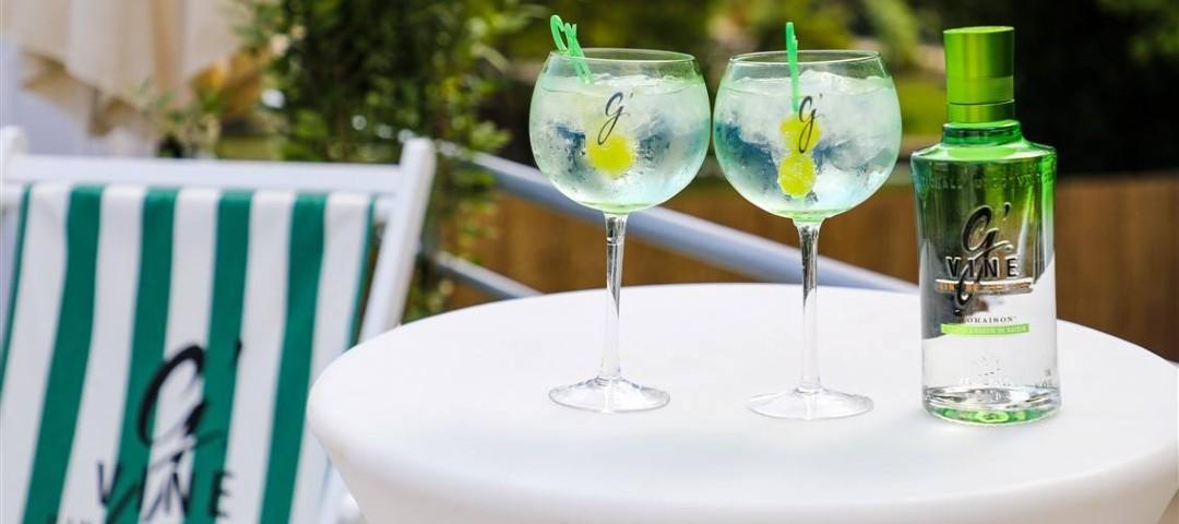 g'vine gin header