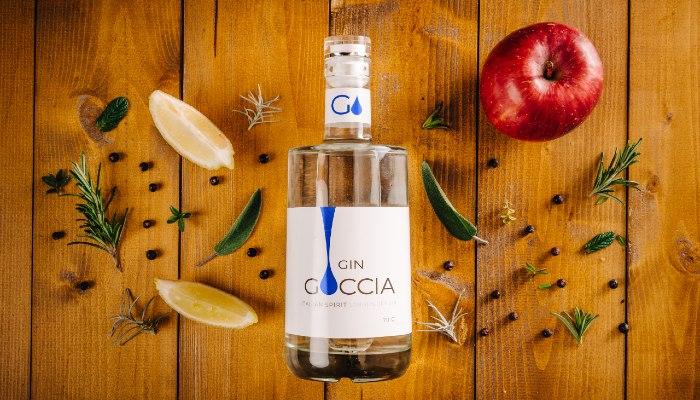 gin goccia