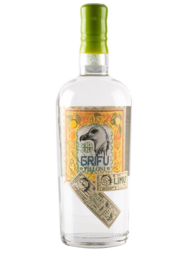Recensione Grifu Limu Gin Pilloni