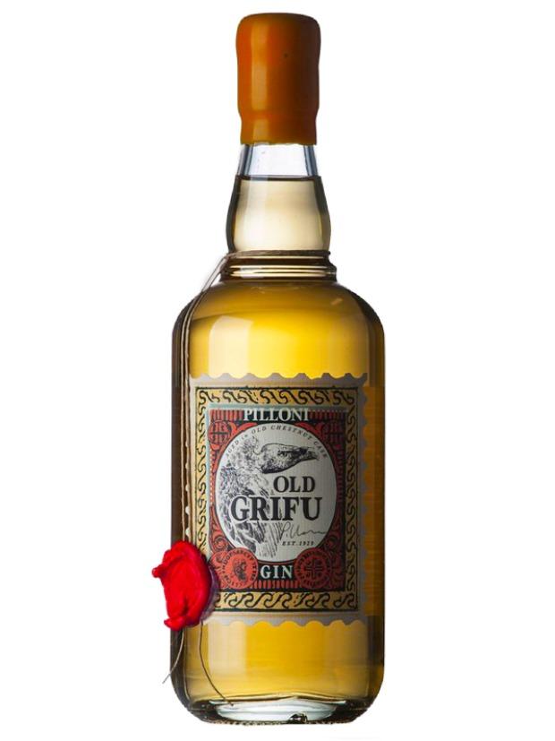 Recensione Old Grifu Gin Pilloni