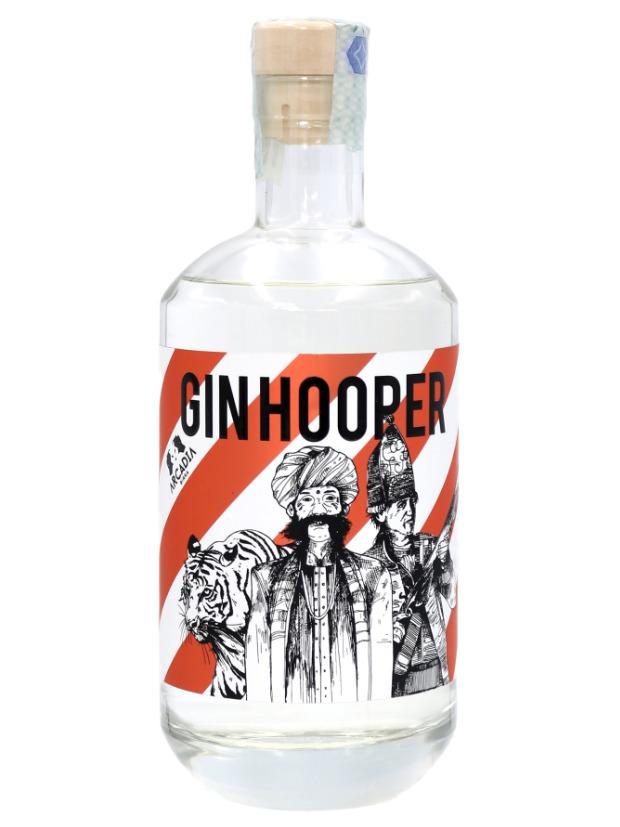 Recensione Gin Hooper